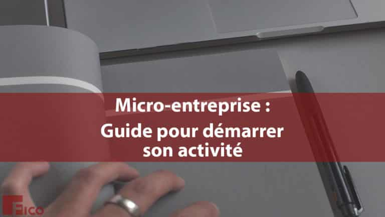 créer micro entreprise par expert comptable paris fico