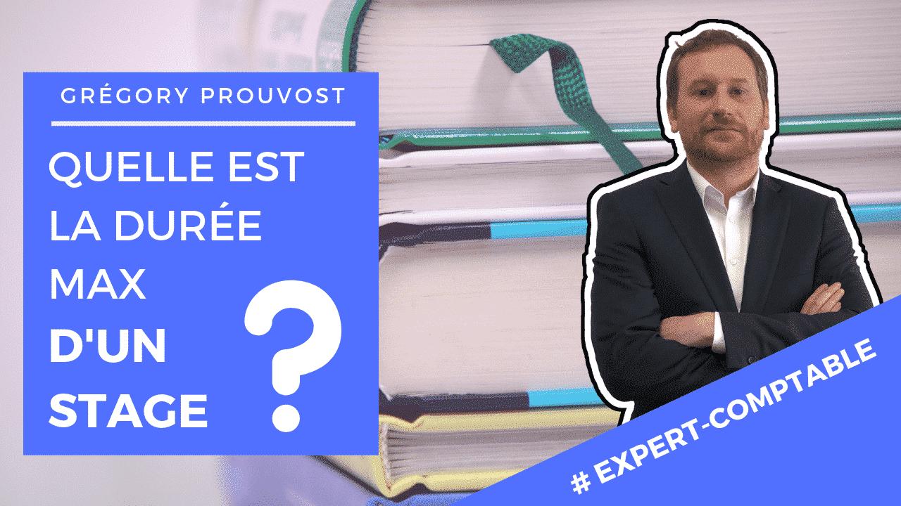Quelle est la durée d'un stage selon Expert comptable Paris