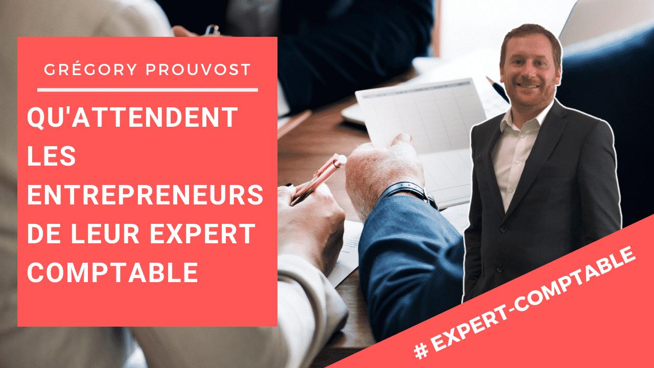 entrepreneur et expert comptable