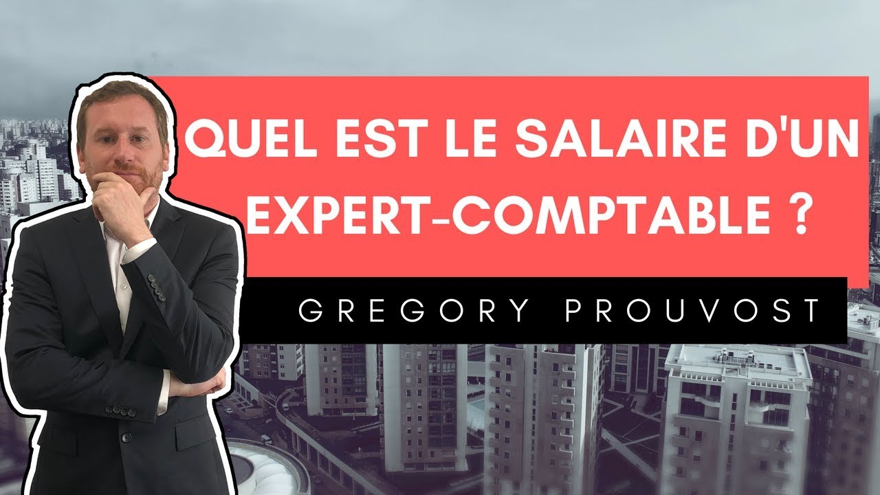 SALAIRE EXPERT COMPTABLE